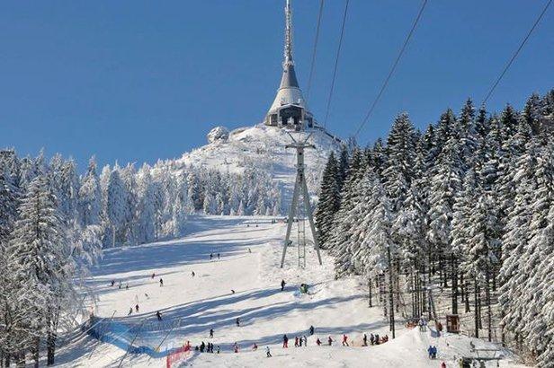 TMR sa dohodlo na prevzatí skiareálu Ještěd v Liberci- ©facebook Ještěd