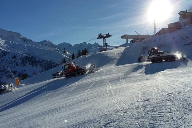La Thuile offre actuellement d'excellentes conditions de ski