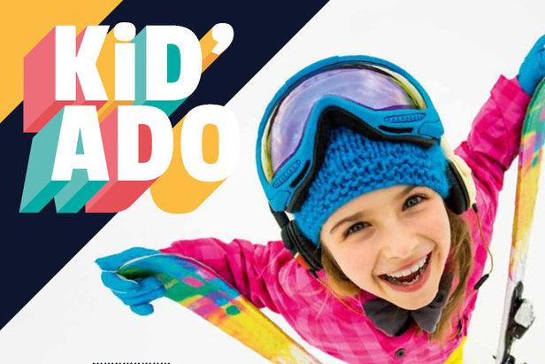 Les 28 et 29 janvier au Sauze, le forfait de ski gratuit pour les moins de 18 ans tout le week-end.