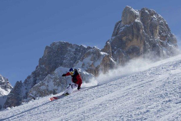 Piste al top e sciabilità garantita a San Martino di Castrozza- ©A. Trovati - Apt San Martino di Castrozza Passo Rolle
