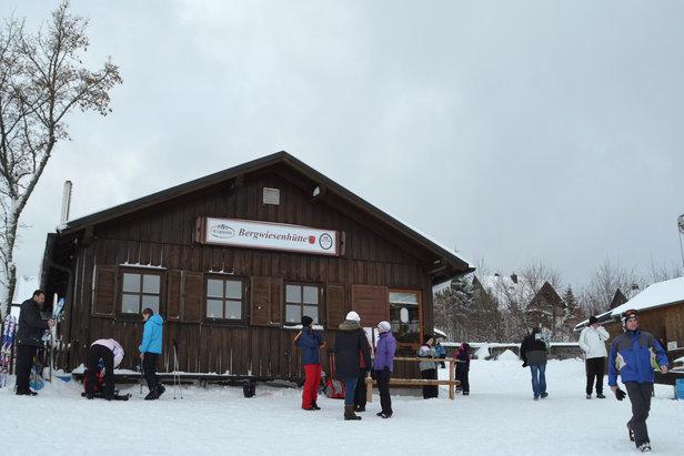 Skigebiet Schwarzenbach am Wald