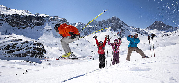Spring skiing in Val d'Isere is 16 percent cheaper than last year