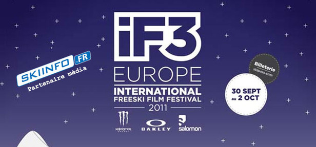 IF3 International Freeski Film Festival Is Back