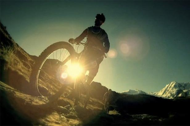 Zermatt - Cornergrat on bike 2011 Filme Von Draussen 677px