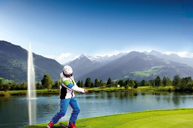 Ski & Golf Pauschale in Zell am See-Kaprun