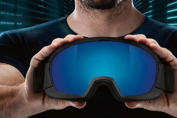 UVEX predstavuje prilbu s integrovaným zorníkom a nové okuliare Contest ©Uvex
