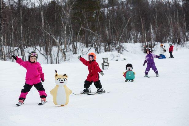 Hit bør du ta med familien på ski ©Emilie Holba