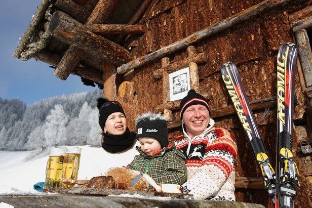 Zimná dovolenka v Hornom Štajersku, to je záruka snehu aj chutných lokálnych jedál