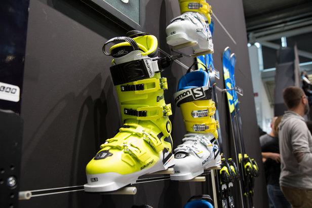 Salomon má nové high-end lyžiarky X-Max Race 130 55e97a2e863
