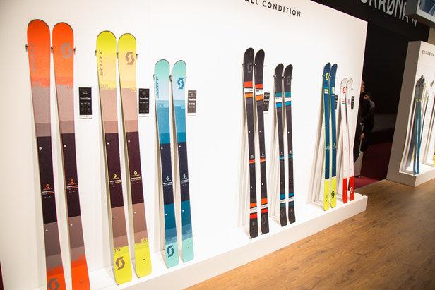 ISPO trendy: Toto sú nové modely lyží na sezónu 2017/2018- ©Skiinfo