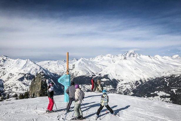 Op verkenning in Les Arcs: een a-typisch Frans skigebiedLes Arcs/Facebook