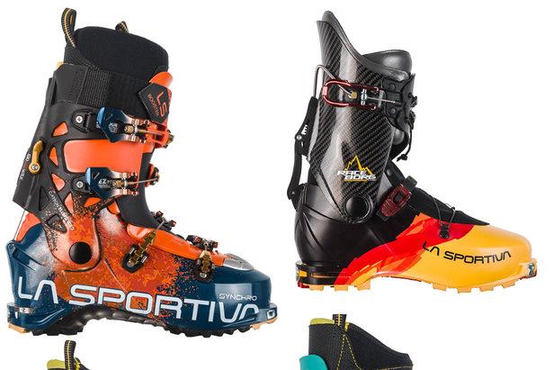 Lyžařské boty 2017 2018  Nové trendy a produkty z veletrhu ISPO 1a8df68a10