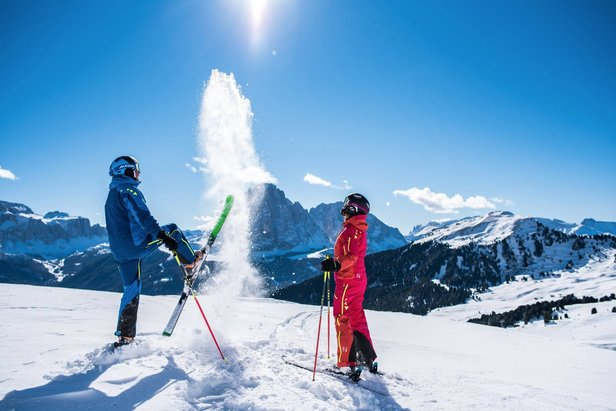 Nowości sezonu w regionie Dolomiti Superski  ©Val Gardena Facebook