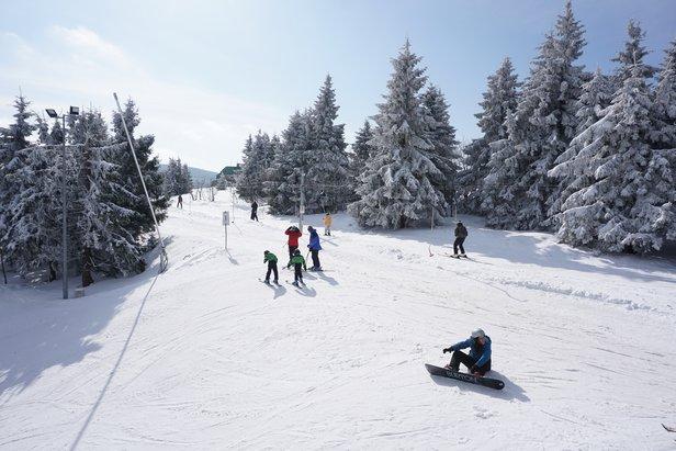 Zieleniec Ski Arena, Polsko  - © Zieleniec  Ski Arena