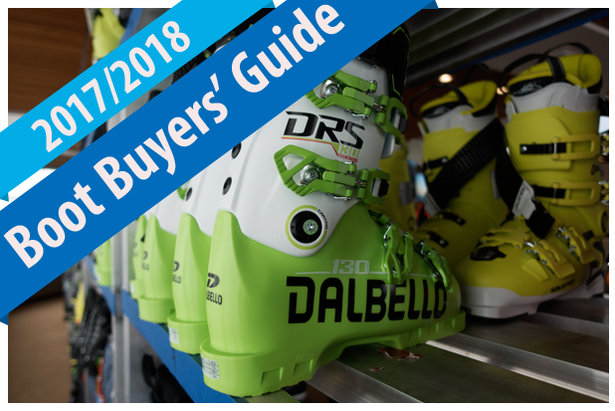 Ski Boot Buyers' Guide 2017/2018undefined