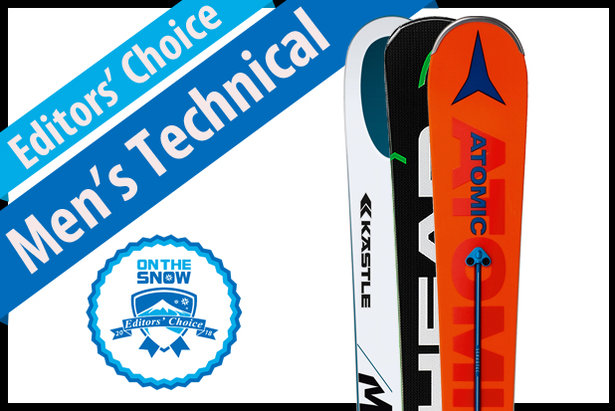 The 3 Best Men's Technical Skis of 2017/2018