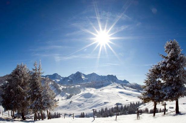 Winterurlaub im Salzburger Saalachtal: Reine Naturerlebnisse erleben