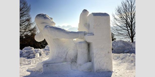 30. Seefelder Schneefest und Weltcupparty am 29. Januar 2011