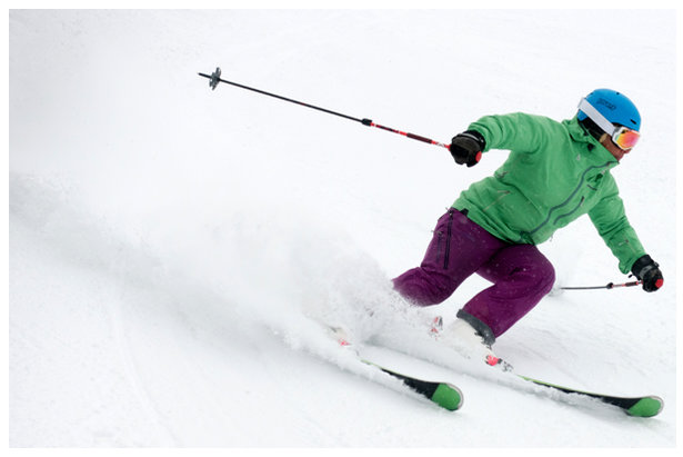 Allmountain ski dames, 2018