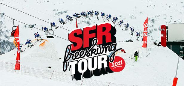 SFR Freesking Tour 2011