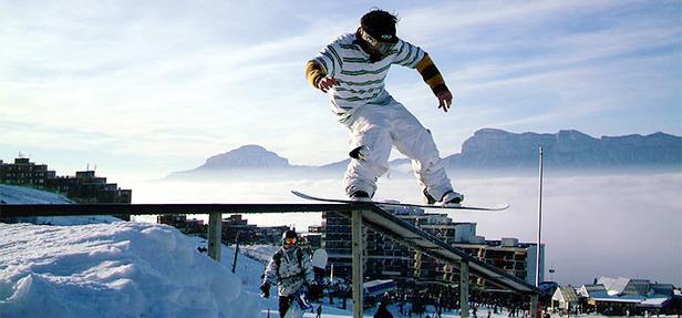 7 Laux Snowboard