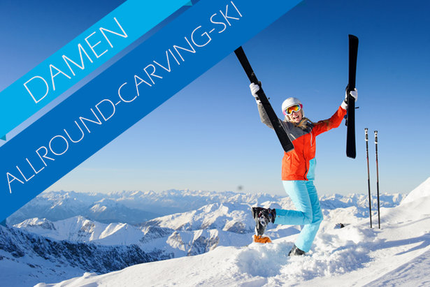 Allround-Ski / Pistenski Test (Damen) 2017/2018- ©Skiinfo | Dell_Fotolia