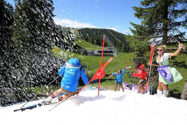Alta Badia - The Summer Ski Show