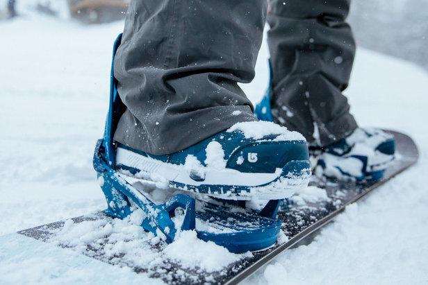 Burton Step On™ révolutionne la façon de chausser son snowboard- ©Burton