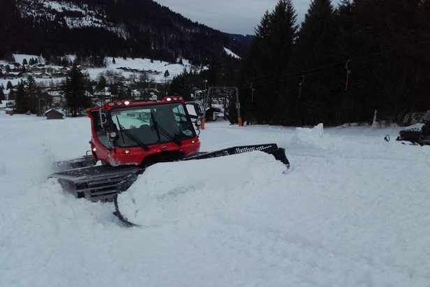 Skigebiet Oberjoch startet am Mittwoch in die Wintersaison   - ©Skigebiet Oberjoch