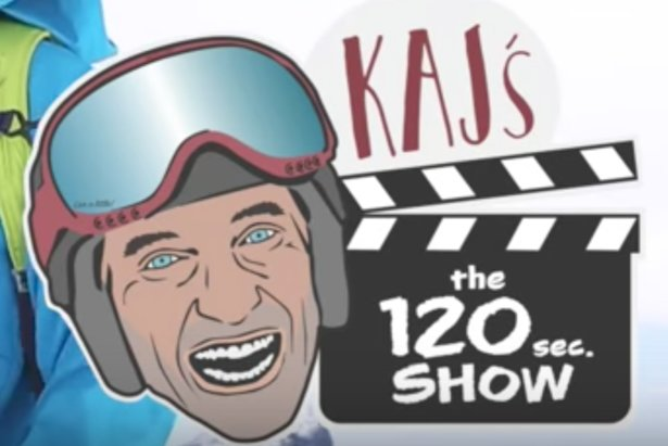Se hele showet til Kaj Zackrisson- ©Skjermdump