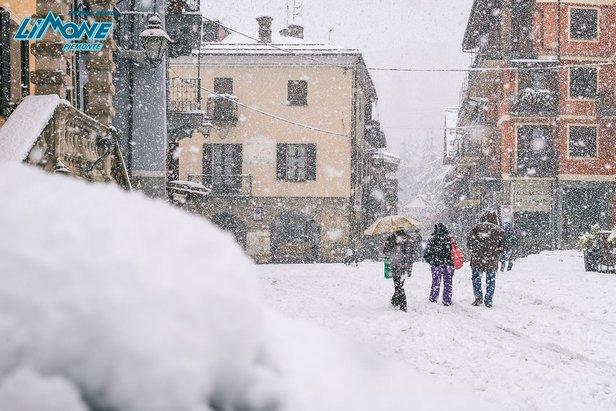 Limone Piemonte: piste e impianti aperti dal 30 Novembre ©Limone Riserva Bianca Facebook