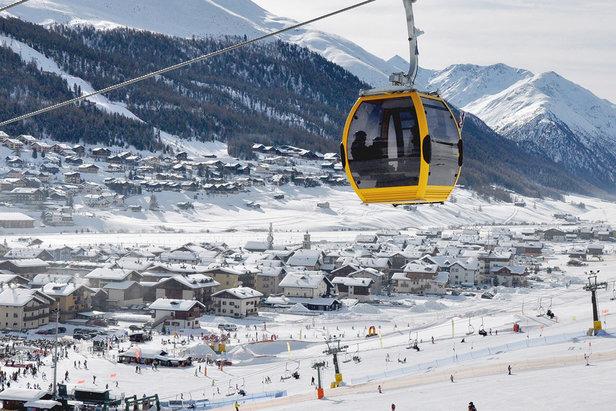 Livigno: V sobotu 18. listopadu začíná lyžařská sezóna- ©Carosello 3000 Livigno