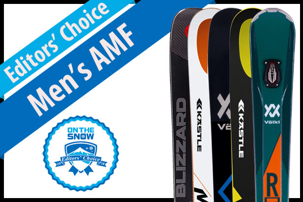 The best men's All-Mountain Front skis for 2017/2018.