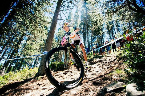 Coupe du Monde UCI de mountain bike à Vallnord
