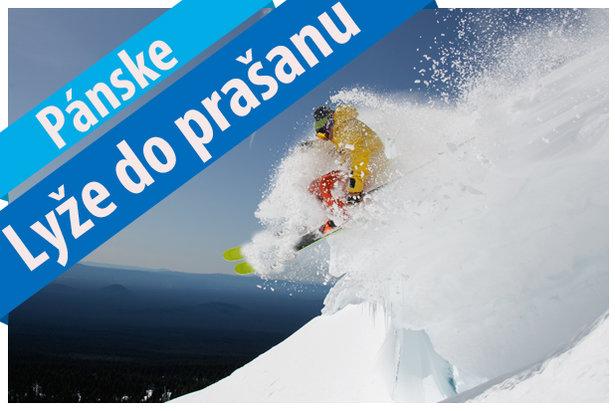 Pánske lyže do prašanu 2017/2018