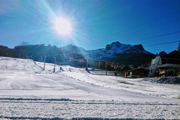 La saison du ski est lancée en Ubaye- ©Ubaye Tourisme