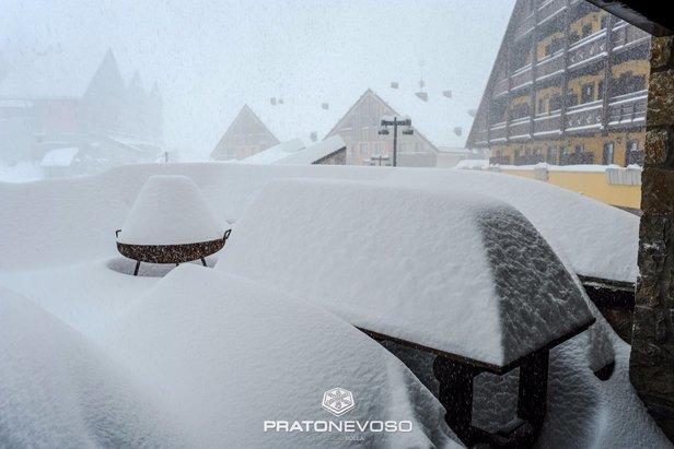 Meteo e Neve per il Ponte dell'Immacolata- ©Ph: Sergio Bolla per Prato Nevoso Ski Facebook