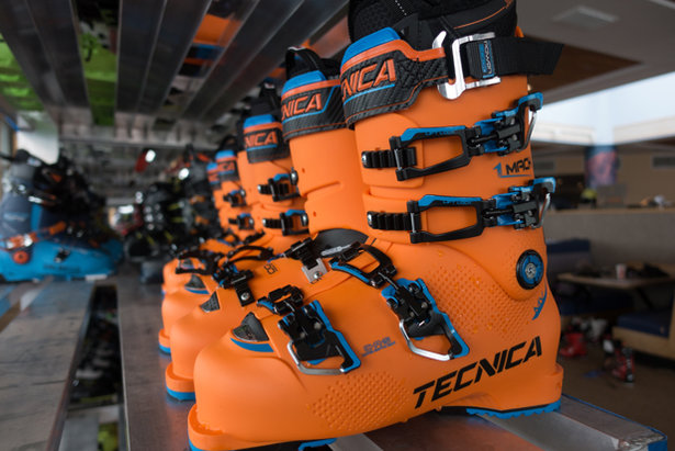 Ski Boot Last & Stiffness Explained