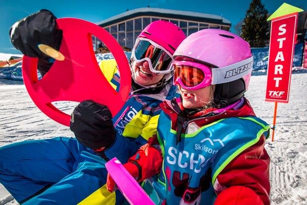 Vy jste rozhodli: Nejlepší česká lyžařská střediska pro rodiny- ©SkiResort ČERNÁ HORA - PEC
