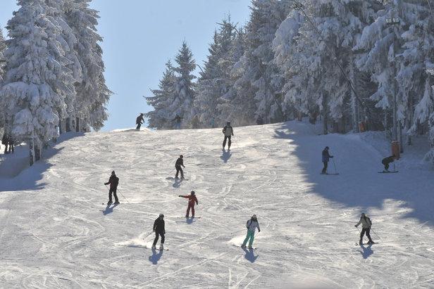Sächsisches Kabinett beschließt Investitionspaket Wintersport für Oberwiesenthal und Altenberg- ©Wiegand Erlebnisberge GmbH