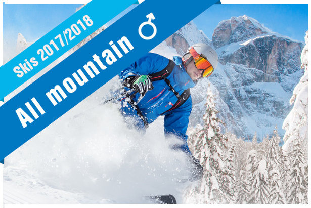 GUIDE D'ACHAT SKIS 2018 - Skis ALL MOUNTAIN