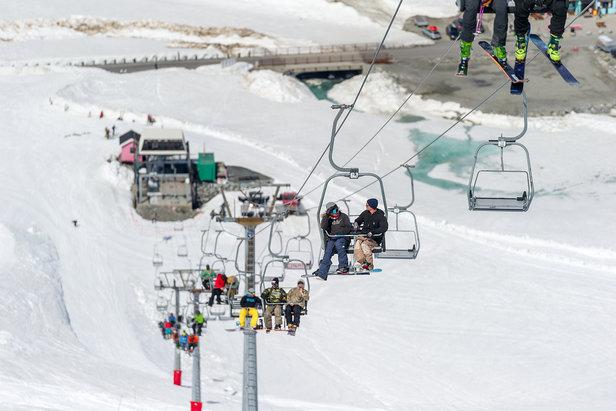 Nå åpner Stryn sommerskisenter- ©Stryn Sommerskisenter