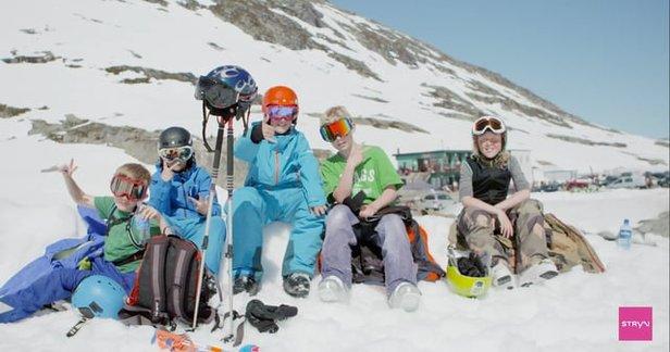 Nå åpner Stryn sommerskisenter- ©Link film og media
