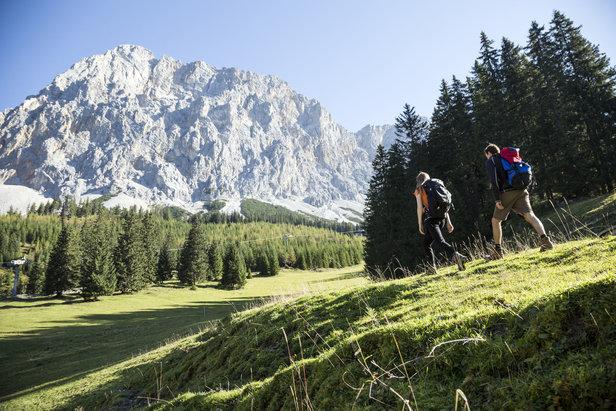 Alpínske pasienky: Päť tipov na peknú turistiku v Tirolsku ©Tirol Werbung