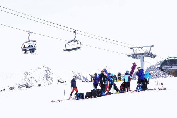 Aké sú snehové podmienky v TOP 20 lyžiarskych strediskách?www.vt.sk