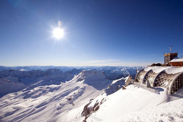 Winterauftakt in der Tiroler Zugspitz Arena
