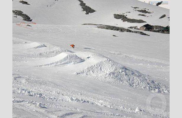 Stryn summer ski 2008