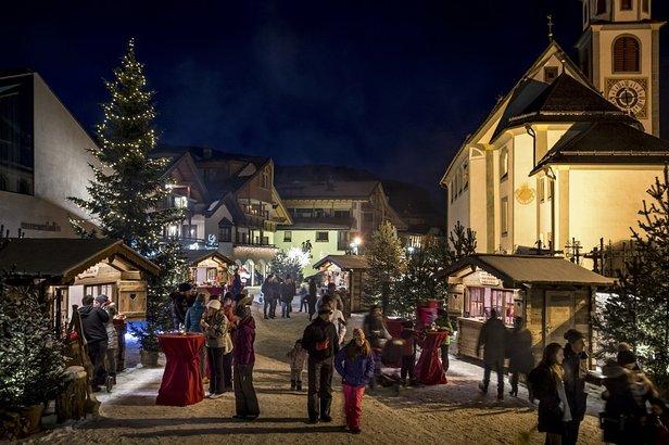 I mercatini di Natale dell'Alta Badia- ©Altabadia.org
