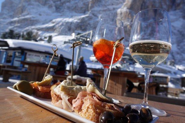 Apres ski is elegant in Selva Val Gardena   - © valgardena.it