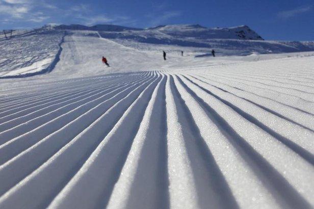 Ancora neve sulle Alpi nel fine settimana (20-21 Gennaio)- ©Artesina Mondolèski Facebook